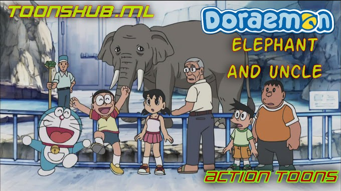 Doraemon Special Episode : Elephant And Uncle (Classic 1989) Hindi Download HD