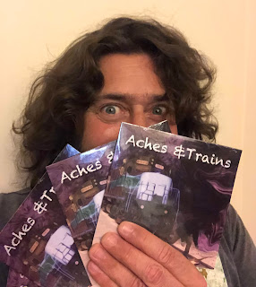 ACHES & TRAINS CD available & Little Steve-O SHOWS