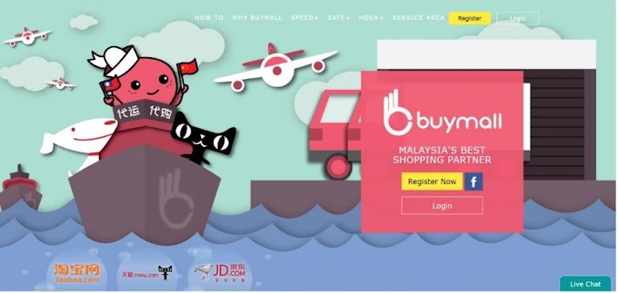 Buymall | Online Shopping Malaysia No.1 Trusted Taobao Expert