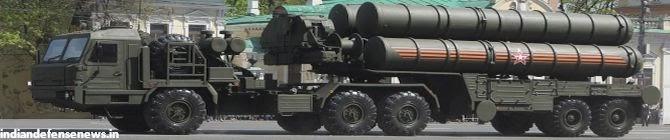 India's S-400 Operators Undergo Phase 2 of Training