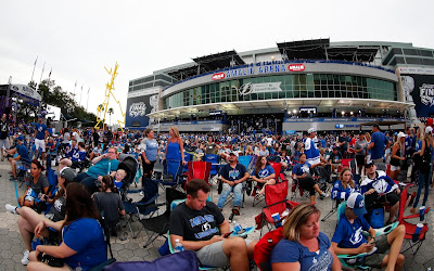 Don't Expect Game 5 to be Postponed Because of Tampa Bay Tropical Storm