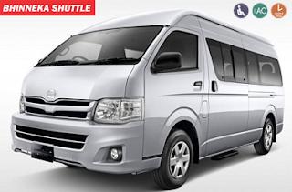 Bhinneka Shuttle