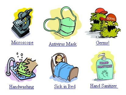 Royalty-free clip art for use for to make an infographic that might help flatten the curve of the current COVID-19 pandemic