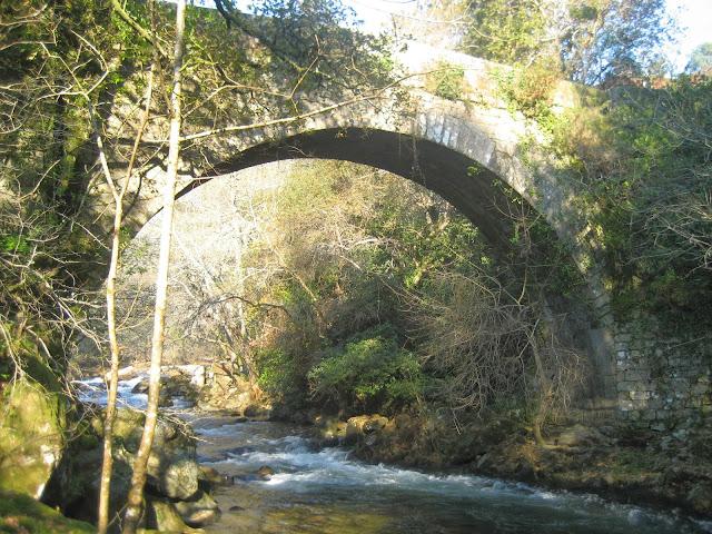 Puente Romano en Caldas de Reis
