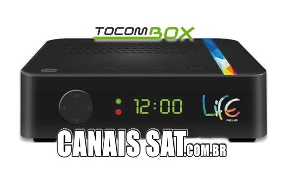 Tocombox Life HD Atualização V4.92 - 03/11/2020