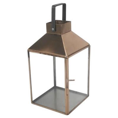 brass lantern Target