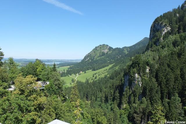 Neuschwenstein Castle Fussen Bavarian Germany Adventures of a London Kiwi