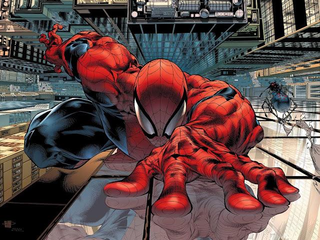 Resultado de imagem para homem aranha animação