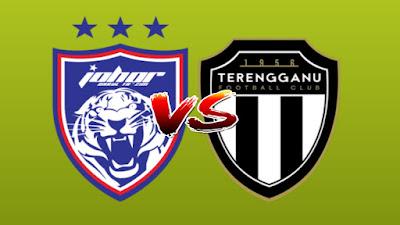 Live Streaming JDT II vs Terengganu II Liga Premier 14.6.2019