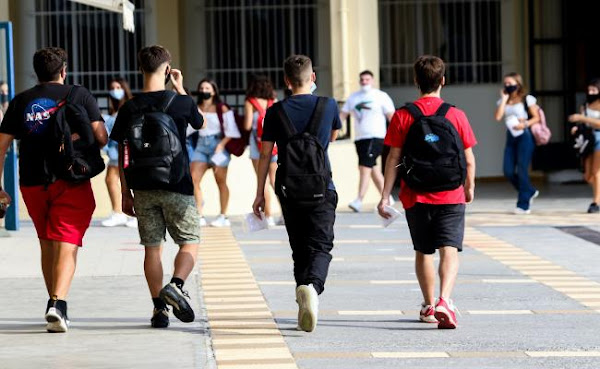 Πώς θα ανοίξουν από αύριο Γυμνάσια και Λύκεια -Τι θα γίνει με διαγωνίσματα, βαθμολογίες και απουσίες