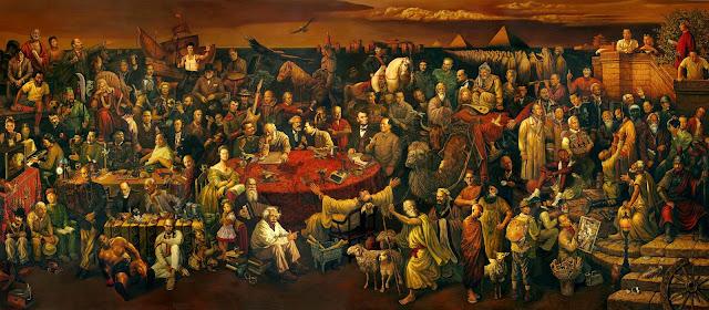 إختبر ثقافتك العامة من خلال هذه الصورة فقط، كيف ذلك؟