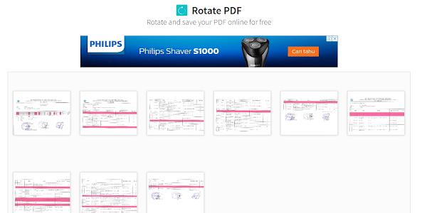 Cara Mudah Rotasi Tampilan Halaman PDF