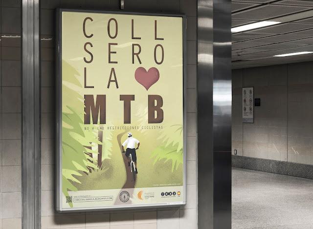 Collserola LOVE MTB