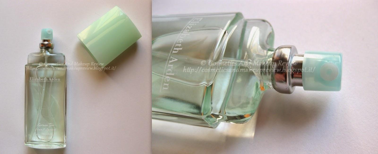 Elizabeth Arden - Green Tea Scent Spray - Eau Parfumée Vaporisateur - erogatore