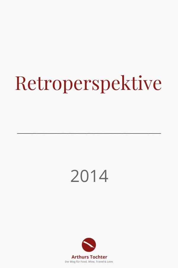 Retroperspektive – der Blick zurück nach vorn.