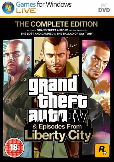 โหลดเกมส์ GTA IV