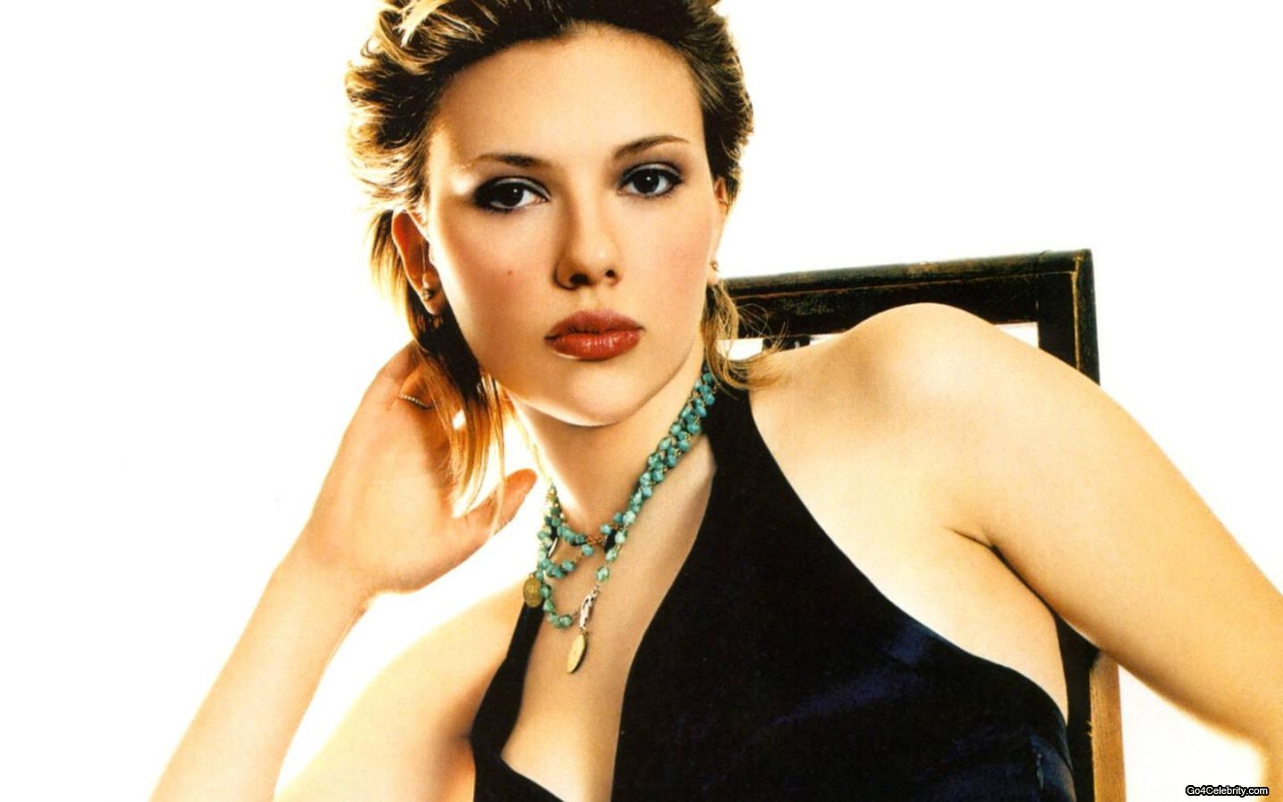 Scarlett Johansson Wallpaper: Anime Wallpaper: Scarlett Johansson Wallpaper Pack 3