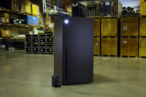 Microsoft made the Xbox Series X refrigerator
