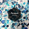 Honey bee sequins - MERMAID