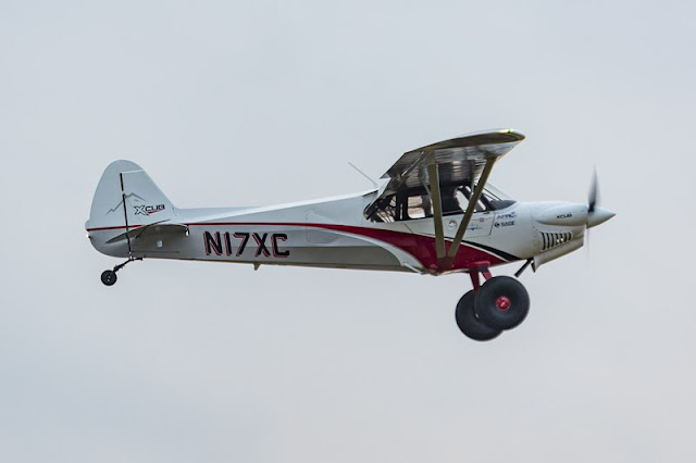 USAF purchases CubCrafters XCub