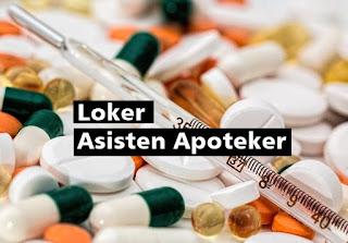 Loker Asisten Apoteker KLINIK NARANDA