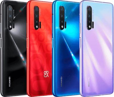 مراجعة مواصفات Huawei Nova 6