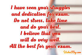Motivational Quotes For Exam Time
