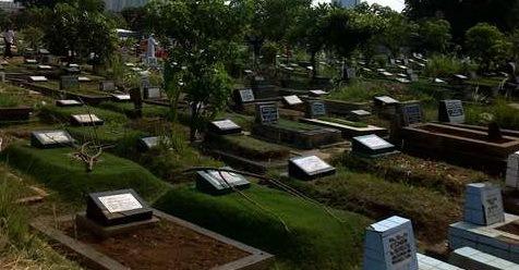 Ini Sabda Rasul Terkait Larangan Duduk Di atas Kuburan