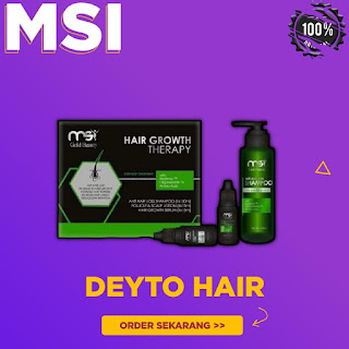 MSI DEYTO HAIR