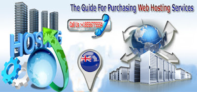 New Zealand Web Hosting