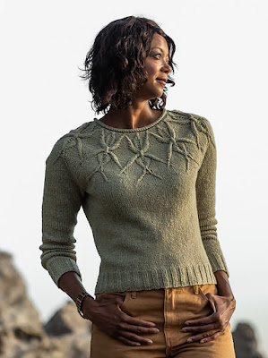 Isabel by Norah Gaughan from Vogue Knitting Magazine