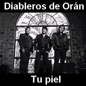 Diableros de Oran - Tu piel