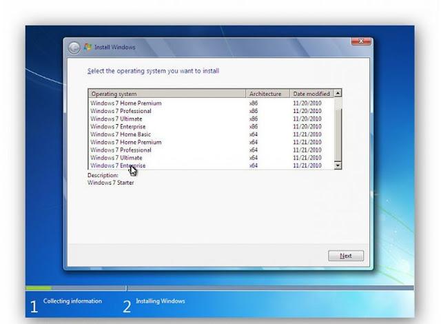windows 7 pro 64 bit iso image