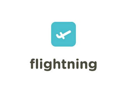 Flightning logo