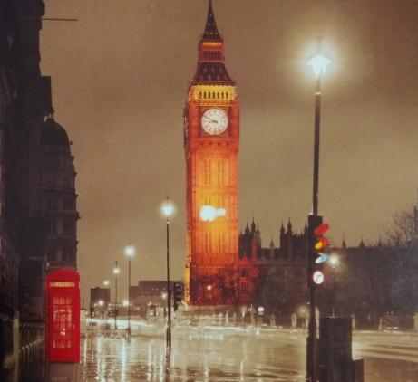 When In London