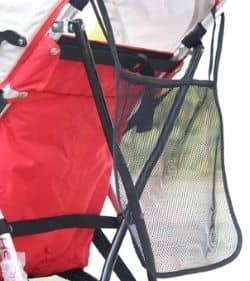 keranjang stroller bentuk jaring yang murah
