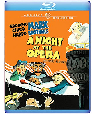 A Night At The Opera Marx Brothers Image 15