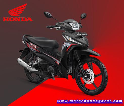 Mau Kredit Motor Honda Revo Garut