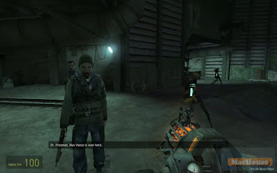 Half Life 2 Highly Compressed PC Game 840 MB