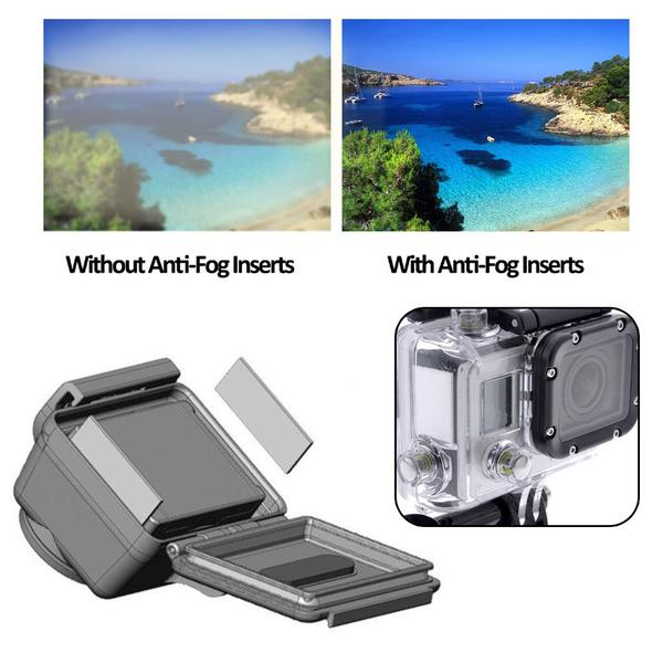 Cara Setting Yi Camera Agar Waterproof Tidak Mudah Fog Saat Didalam Air
