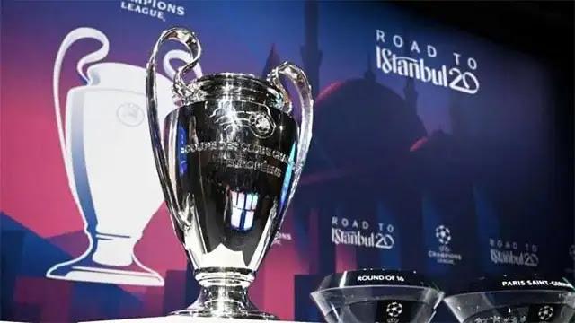 نتائج قرعة دور المجموعات من دوري الأبطال 2022