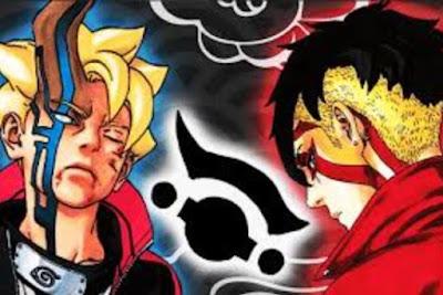 Spoiler Manga Boruto Chapter 55 Bahasa Indonesia: Cara Kembali ke desa konoha