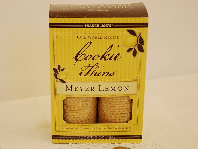 Tader Joes Meyer Lemon Thins