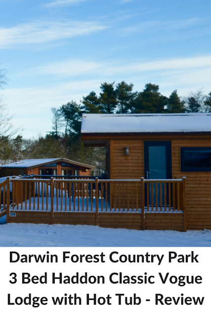 Darwin Forest Country Park | 3 Bed Haddon Classic Vogue Lodge with Hot Tub - Review