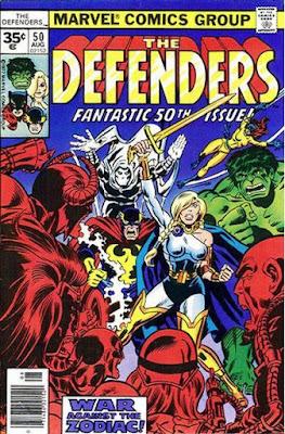 Defenders #50