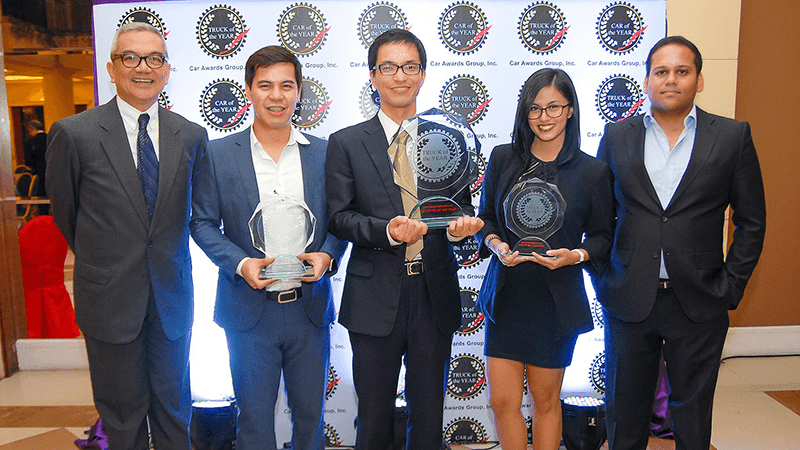 Nissan Navara Is Your Truck Of The Year In The Philippines This 2015!