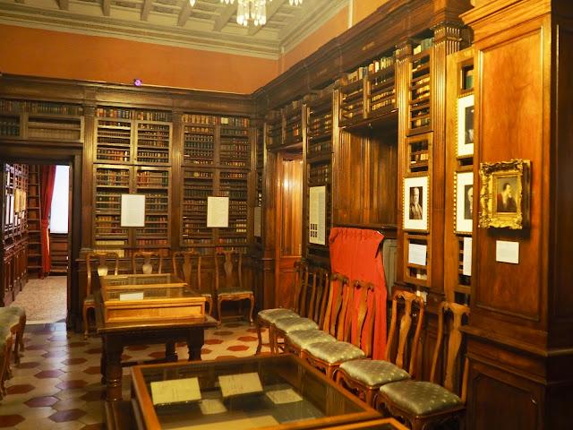 Keats Shelley Museum, Rome, Italy