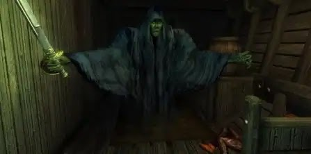 Unenchanted Blade Can Damage Ghosts In Oblivion