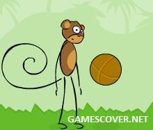 Monkey Kick Off Online Game