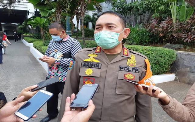 Kapolda Dicopot, Kepala Satpol PP Jakarta Tidak